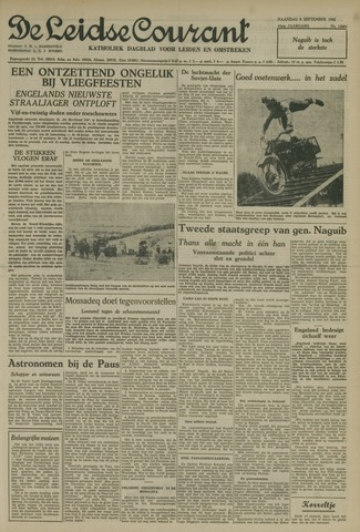 Leidse Courant 1952-09-08