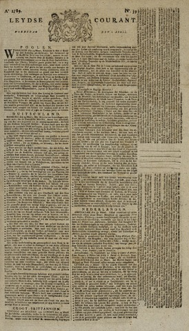 Leydse Courant 1789-04-01