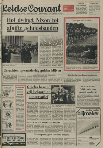 Leidse Courant 1974-07-25