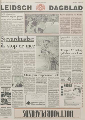 Leidsch Dagblad 1990-12-20