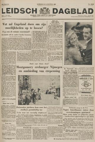 Leidsch Dagblad 1955-08-20