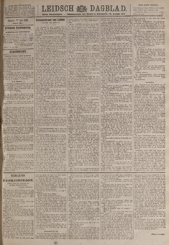 Leidsch Dagblad 1920-07-27