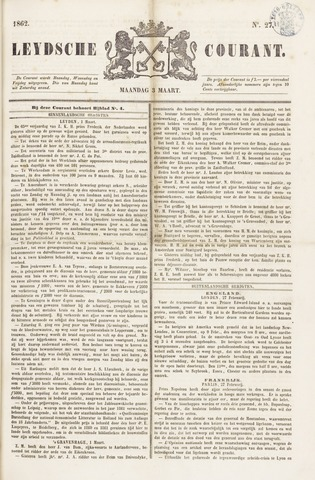 Leydse Courant 1862-03-03