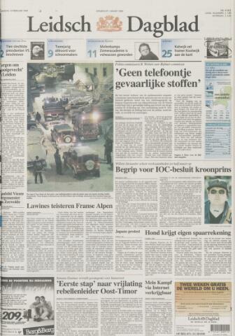 Leidsch Dagblad 1999-02-10