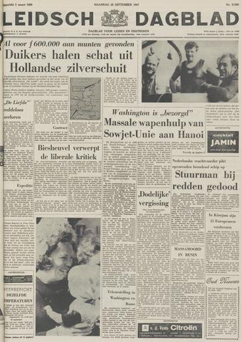 Leidsch Dagblad 1967-09-25