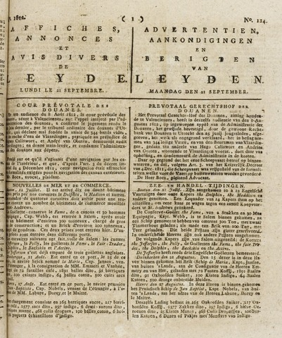 Leydse Courant 1812-09-21