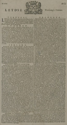 Leydse Courant 1727-06-18
