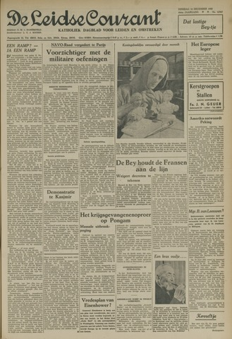 Leidse Courant 1952-12-16