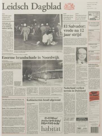 Leidsch Dagblad 1992