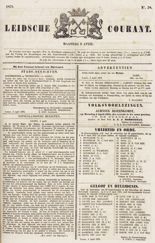 Leydse Courant 1875-04-05