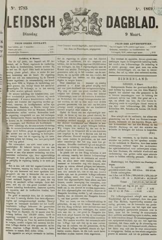 Leidsch Dagblad 1869-03-09
