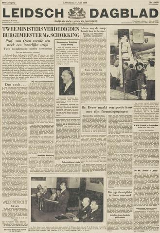 Leidsch Dagblad 1956-07-07