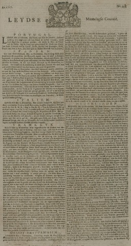 Leydse Courant 1727-12-01