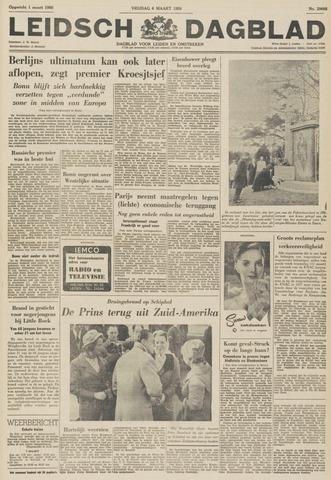 Leidsch Dagblad 1959-03-06