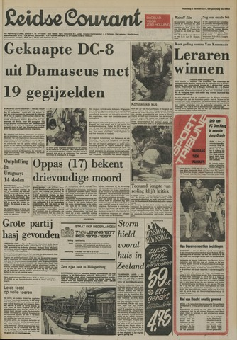 Leidse Courant 1977-10-03