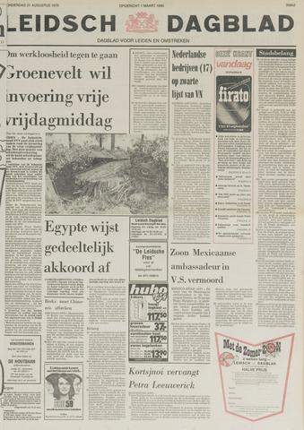 Leidsch Dagblad 1978-08-31