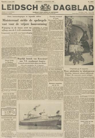 Leidsch Dagblad 1959-08-01