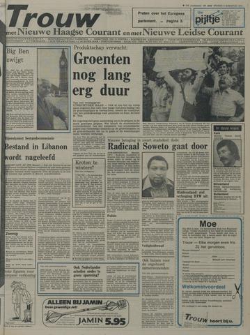 Nieuwe Leidsche Courant 1976-08-06