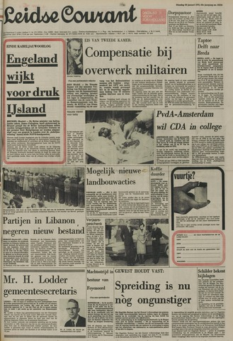 Leidse Courant 1976-01-20