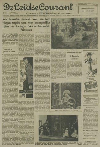 Leidse Courant 1961-09-19