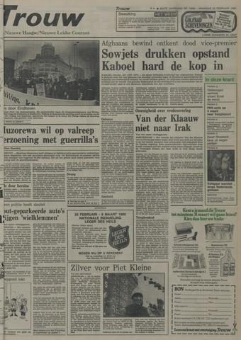Nieuwe Leidsche Courant 1980-02-25