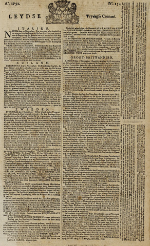 Leydse Courant 1751-12-24