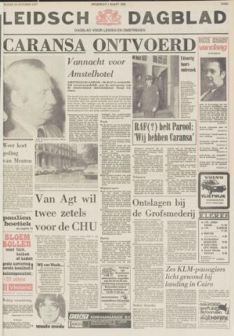 Leidsch Dagblad 1977-10-28