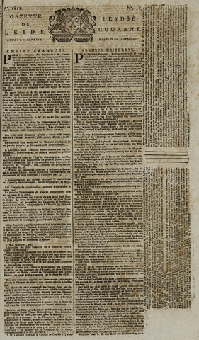 Leydse Courant 1811-02-11