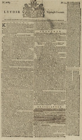 Leydse Courant 1763-02-25
