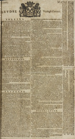 Leydse Courant 1771-01-18
