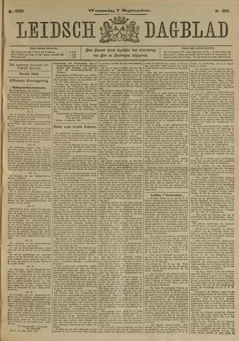 Leidsch Dagblad 1904-09-07
