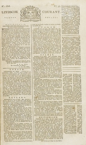 Leydse Courant 1826-05-12