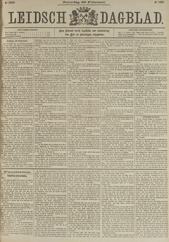 Leidsch Dagblad 1896-02-29