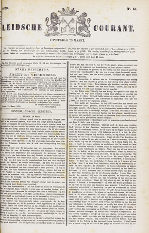 Leydse Courant 1879-03-20