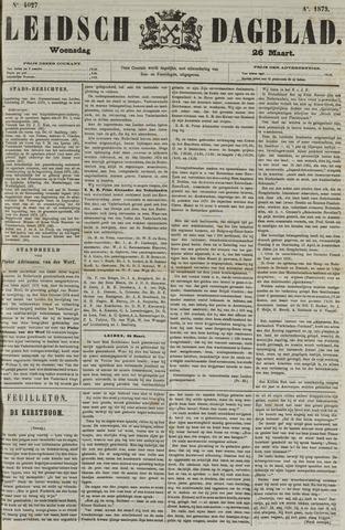 Leidsch Dagblad 1873-03-26