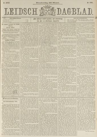 Leidsch Dagblad 1894-03-22