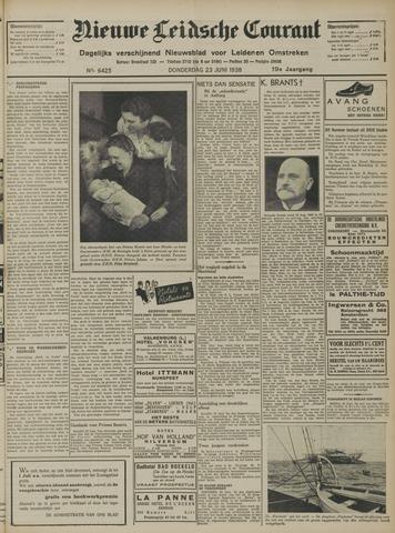 Nieuwe Leidsche Courant 1938-06-23