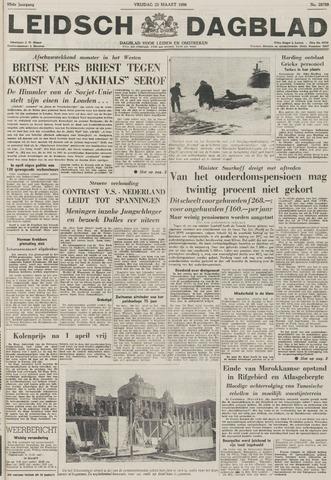 Leidsch Dagblad 1956-03-23