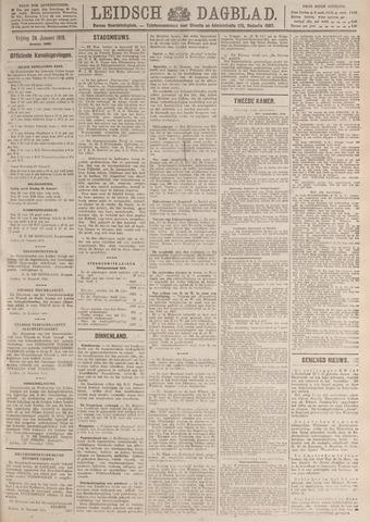 Leidsch Dagblad 1919-01-24