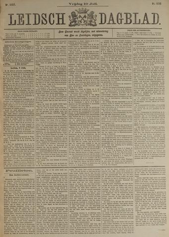 Leidsch Dagblad 1896-07-10