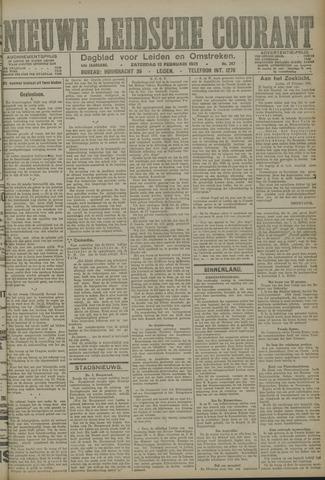 Nieuwe Leidsche Courant 1921-02-12