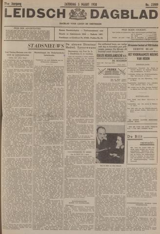 Leidsch Dagblad 1938-03-05