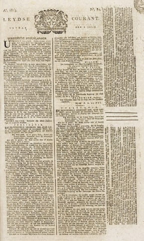 Leydse Courant 1814-07-08