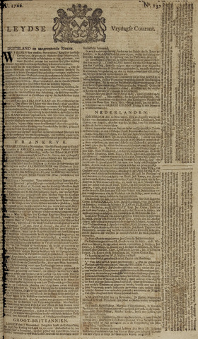 Leydse Courant 1766-11-14