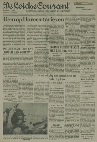 Leidse Courant 1965-08-27