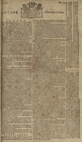 Leydse Courant 1765-10-28