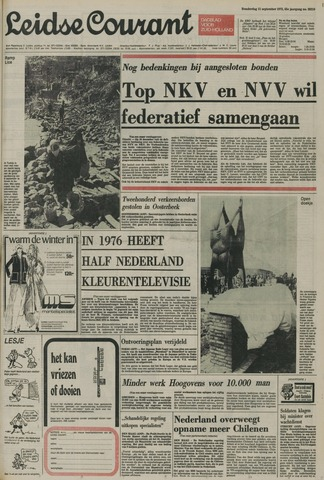 Leidse Courant 1975-09-11