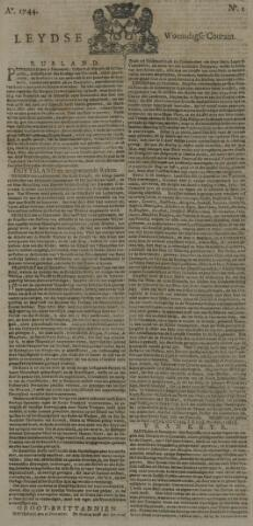 Leydse Courant 1744-01-01