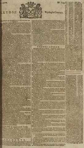 Leydse Courant 1770-10-26