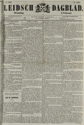 Leidsch Dagblad 1873-02-05